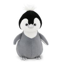 Пушистик Пингвинёнок серый 22 см OT3004/22